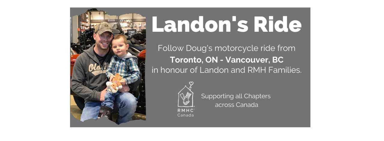 Landon's Ride