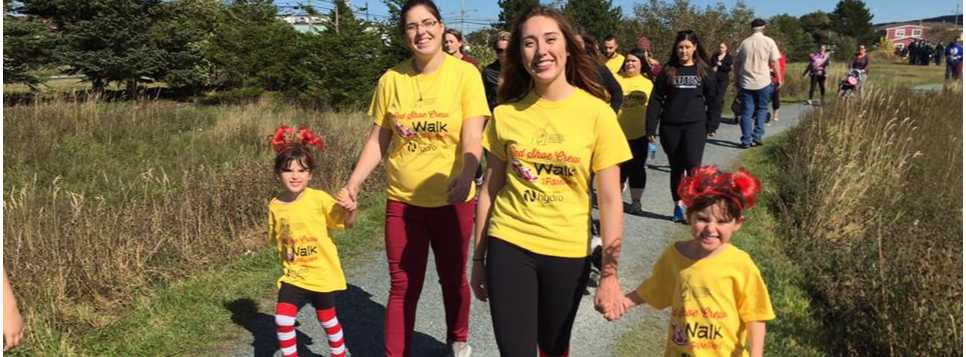 2020 Red Shoe Crew-Walk for Families