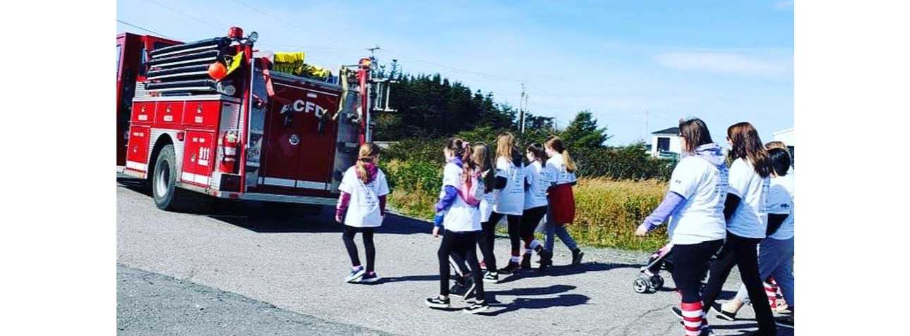 Red Shoe Crew Walk for Families - Arnold's Cove