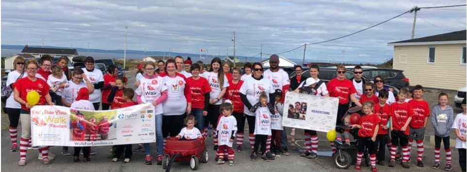Red Shoe Crew Walk for Families - Anchor Point