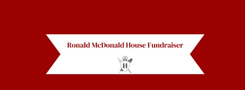 Huron Soph Team Ronald McDonald House Fundraiser