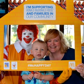 First McHappy Day image