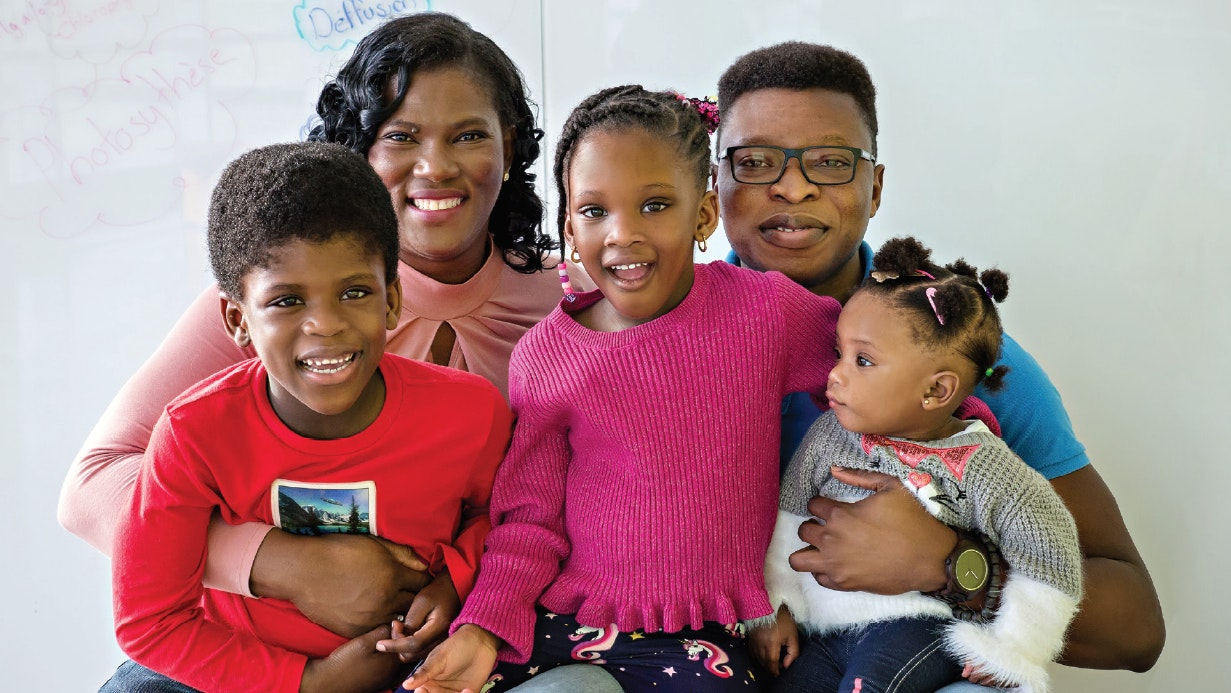 Aiyegbusi Family