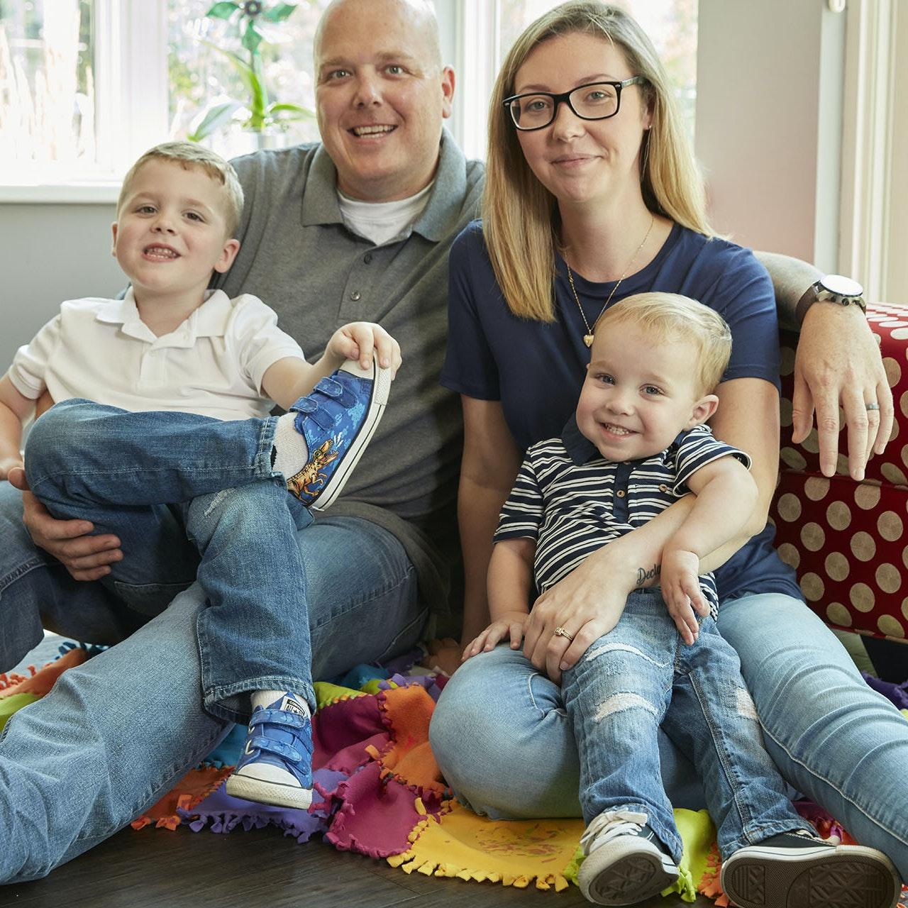 The Hiller family