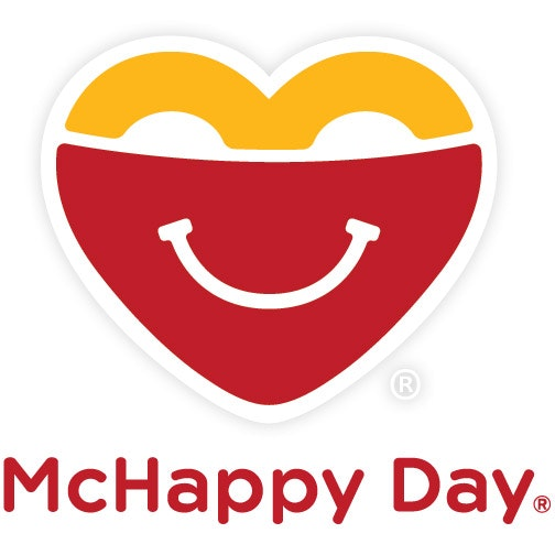 McHappy Day Logo