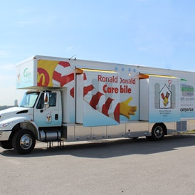 RMHC Care mobile vehicle image