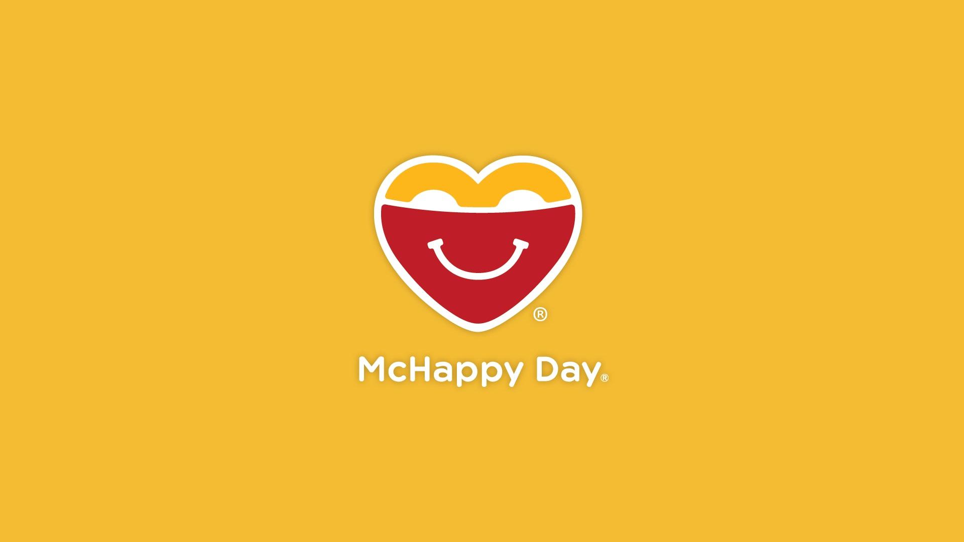 McHappy Day Logo